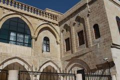 Gate of Saint Hırmız  Chaldean Church in Mardin. Stock Photo
