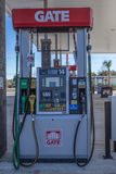 Gate Service Station Gas Pump Stock Images