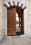 Gate or Sherifili mosque Stock Photo