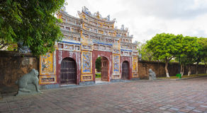 Gate of Splendor Pavillion Royalty Free Stock Images