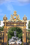 Gate Stanislas Nancy, France Royalty Free Stock Photos