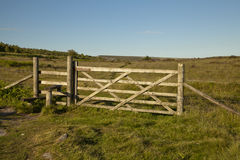 Gate and Stile Stock Photo