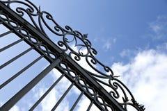 Gate Stock Image