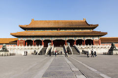 Gate of Supreme Harmony Royalty Free Stock Photography