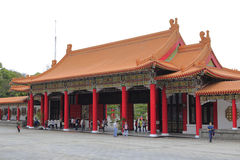Gate of taipei martyrs' shrine Stock Photo