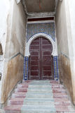 Gate in Tetuan in Morocco Stock Photography