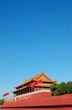 Gate Tienanmen Royalty Free Stock Images