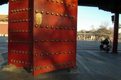 Gate to China Royalty Free Stock Image