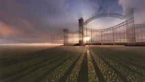 Free Gate To Heaven Stock Photos - 34442503