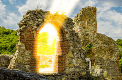 Gate to heaven Royalty Free Stock Image