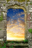 Gate to heaven Royalty Free Stock Images