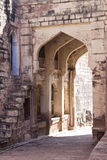 Gate to Meherangarh Fort Stock Images