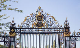 Gate to Regent´s park Royalty Free Stock Image