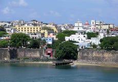The Gate to San Juan Royalty Free Stock Photo