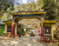 Gate to sikkim Royalty Free Stock Photo