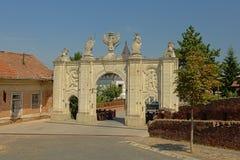 Free Gate To The Citadel Of Alba Iulia, Romania Stock Image - 124868331
