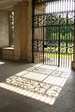 The Gate to Wisdom. Trinity College, Cambridge royalty free stock image
