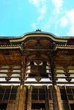 Gate of Todai-ji temple Royalty Free Stock Images