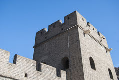 Gate tower Royalty Free Stock Photography