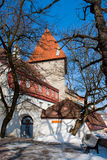 Gate tower. Tallinn, Estonia Stock Photography