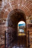 Gate of Trajan Trajanovi Vrata, Bulgaria Royalty Free Stock Photo