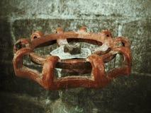 Gate valve Royalty Free Stock Image