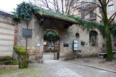 Gate in Verona, Italy Stock Photo