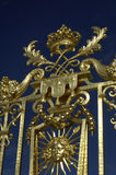 Gate of Versailles palace Royalty Free Stock Photography