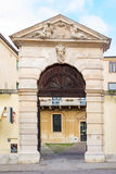 Gate, Vicenza Stock Image