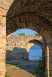 The gate of Vidin Stock Images