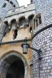 Gate at Windsor Castle Royalty Free Stock Images