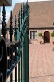 Gated Entrance Stock Photos