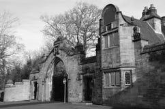 gatehouse image stock
