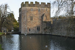 Gatehouse, Bishops Palace Stock Photography