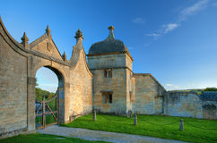 The Gatehouse at Chipping Campden Stock Photography