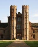 Gatehouse d'Oxburgh Hall photo stock