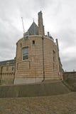 Gatehouse dans Veere photo libre de droits