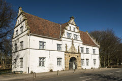 Gatehouse Husum Immagini Stock