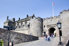 Gatehouse, Stirling Castle Stock Image