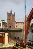 Gatehouse, Zierikzee Royalty Free Stock Photography