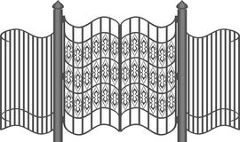 Gates Royalty Free Stock Photos