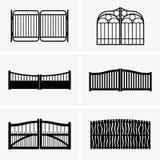 Gates Stock Images