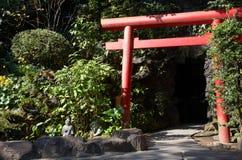 Gates of Bentenkutsu Royalty Free Stock Images