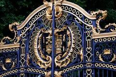 Gates of Buckingham Palace Stock Photos