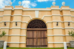 The Gates royalty free stock photo