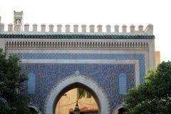 Moroccan Gates of Fez at Epcot Disney royalty free stock photos