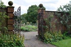 Gates royalty free stock photography