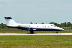 Gates Learjet 55 Royalty Free Stock Photos