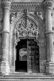 Gates of palace in Guadalajara Royalty Free Stock Photo