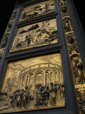 gates paradis Arkivbild